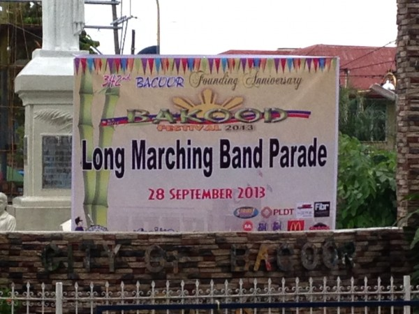 Bacoor Marching Band Festival 11