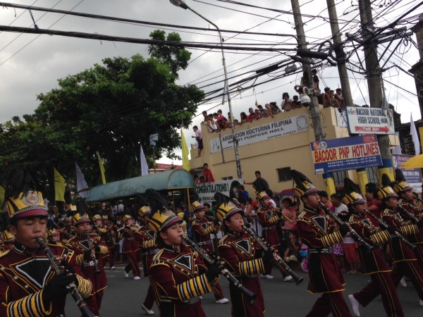 Bacoor Marching Band Festival 2