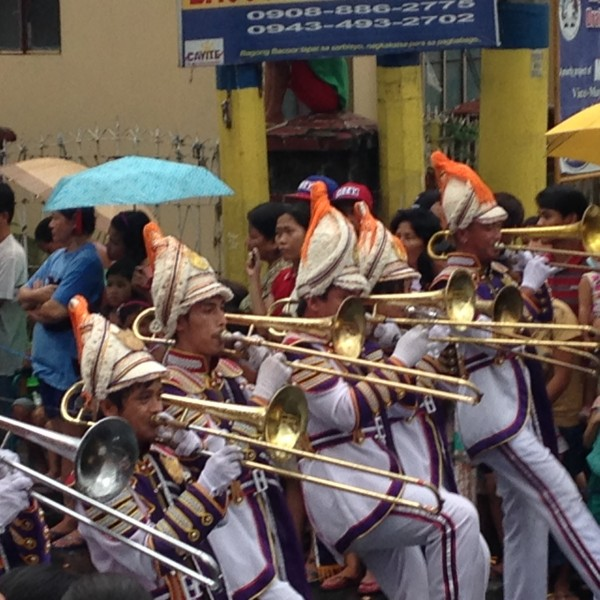 Bacoor Marching Band Festival 4