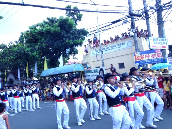 Bacoor Marching Band Festival 6