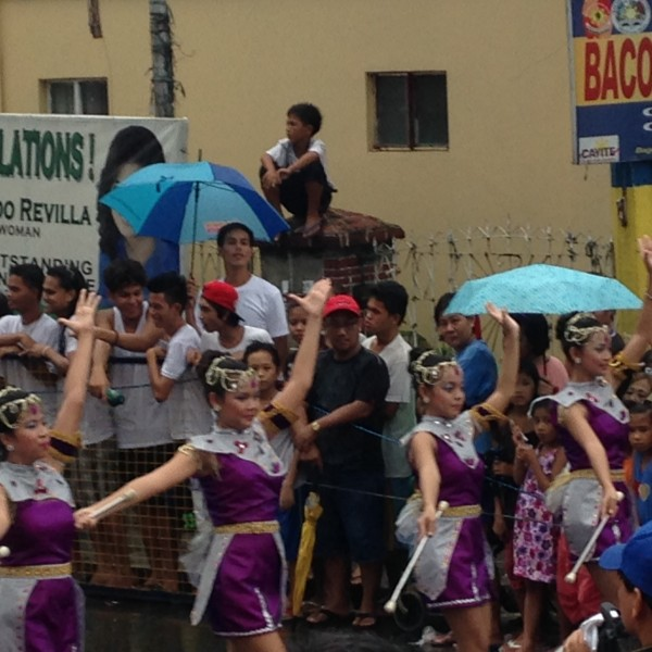 Bacoor Marching Band Festival 8