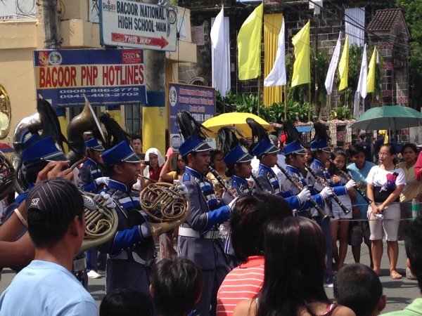 Bacoor Marching Band Festival 9
