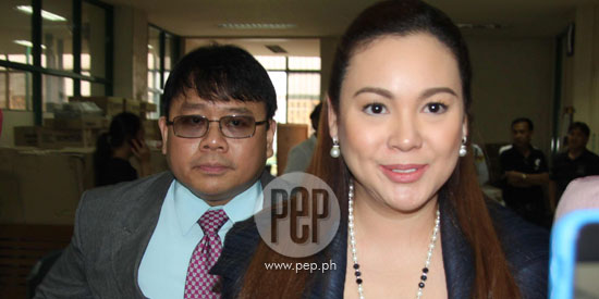 Claudine Barretto Addresses The Accusation On Her Being: Barretto: Telenovela